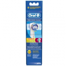 OralB Precision Clean 4+1-pack