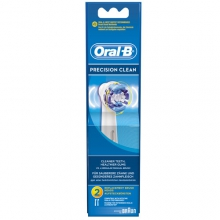 OralB Precision Clean 2-pack