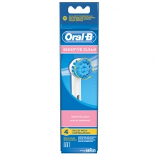 OralB Sensitive Clean 4-pack