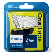 Philips OneBlade 2-pack rakblad QP220
